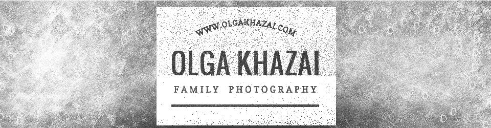 Фотограф Ольга Хазай logo